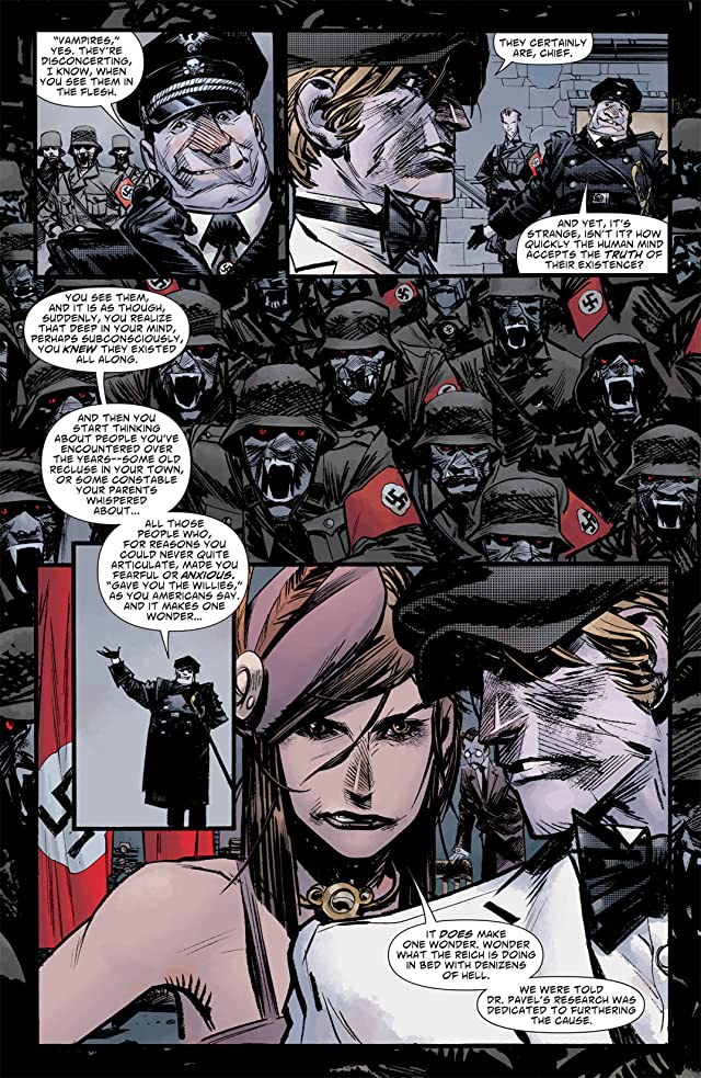 click for super-sized previews of American Vampire: Survival of the Fittest #3