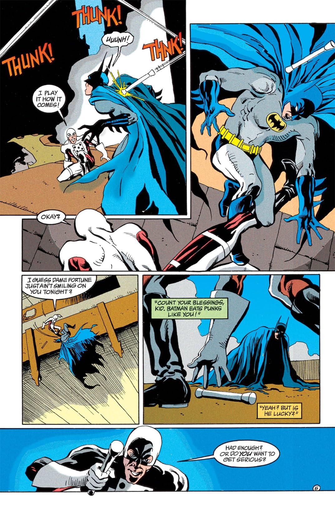 Batman: Shadow of the Bat #7