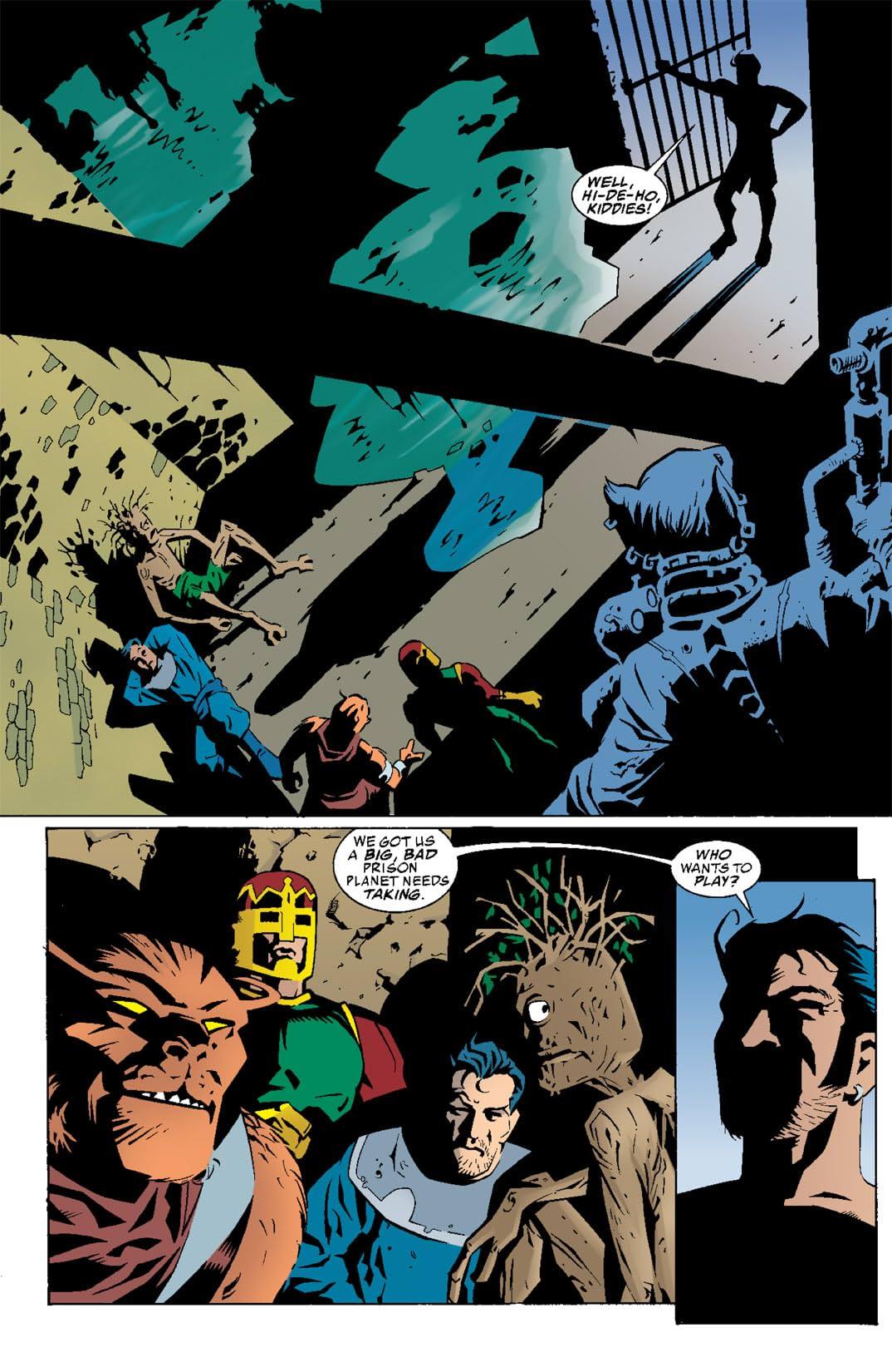 Starman (1994-2001) #58