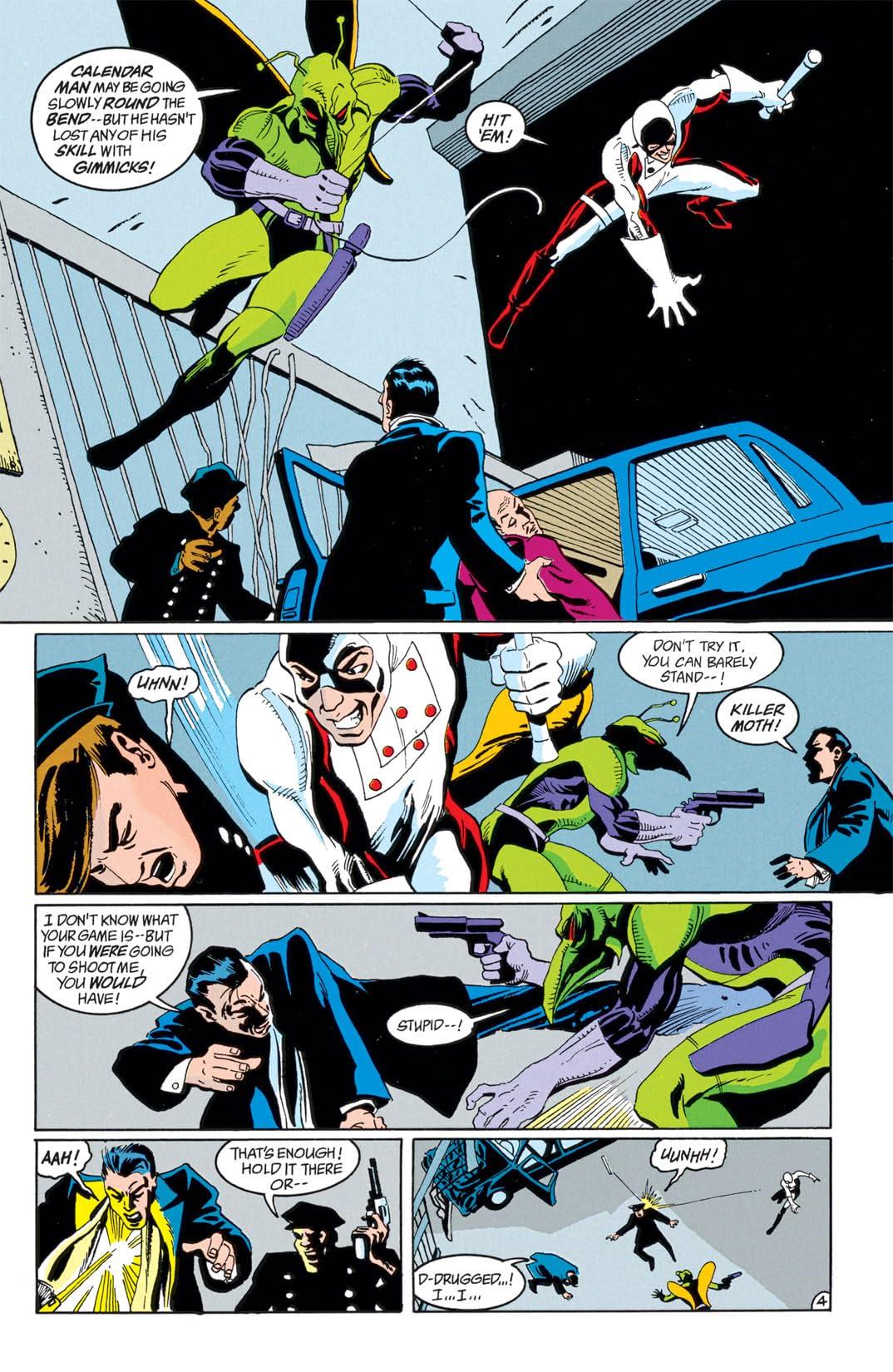 Batman: Shadow of the Bat #8