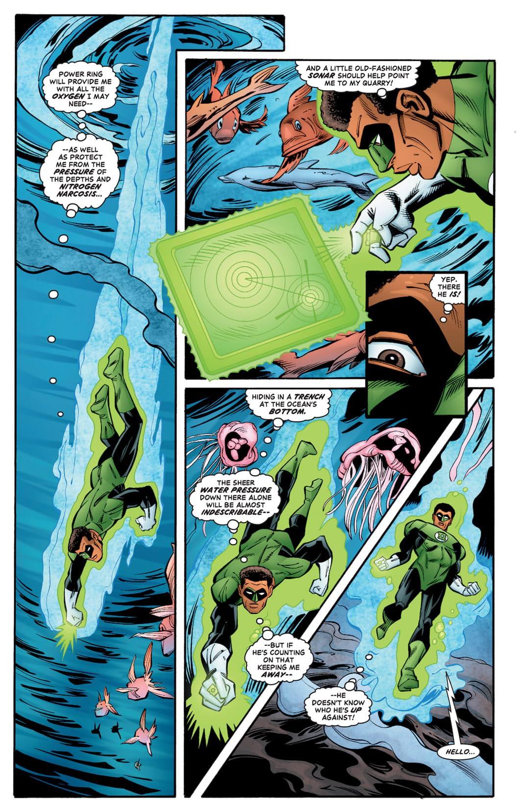 DC Retroactive: Green Lantern - the 80s #1