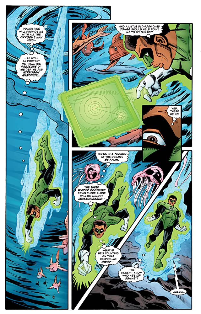 DC Retroactive: Green Lantern - the 80s #1