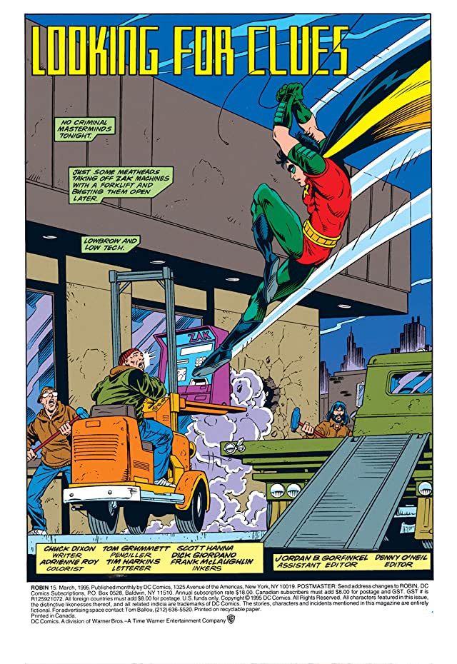 click for super-sized previews of Robin (1993-2009) #15