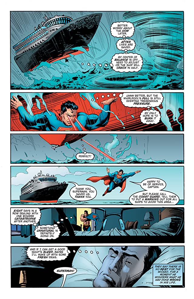 click for super-sized previews of DC Retroactive: Superman - the 80s #1