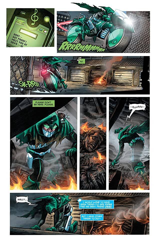 Flashpoint: Citizen Cold #2 (of 3)