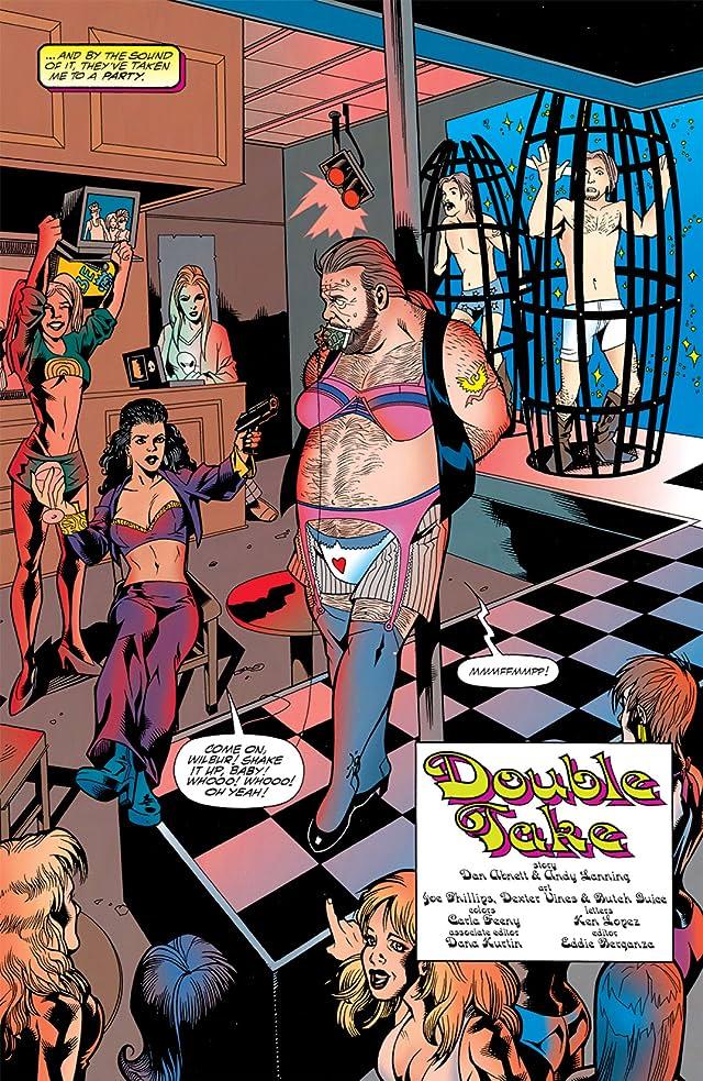 Resurrection Man (1997-1999) #6