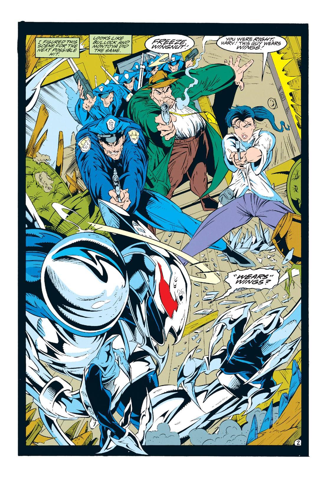 Robin (1993-2009) #13
