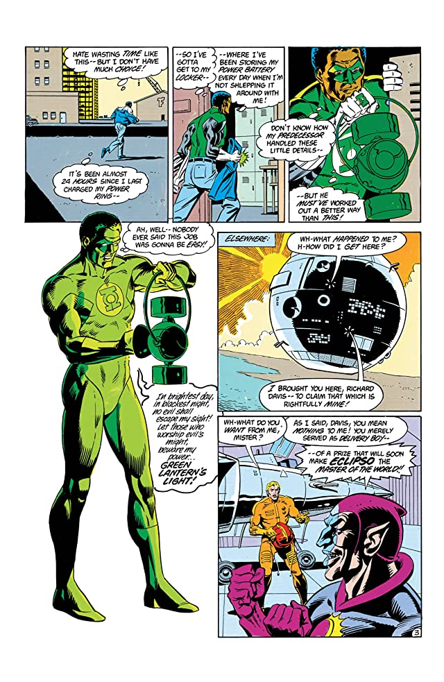 click for super-sized previews of Green Lantern (1976-1986) #186