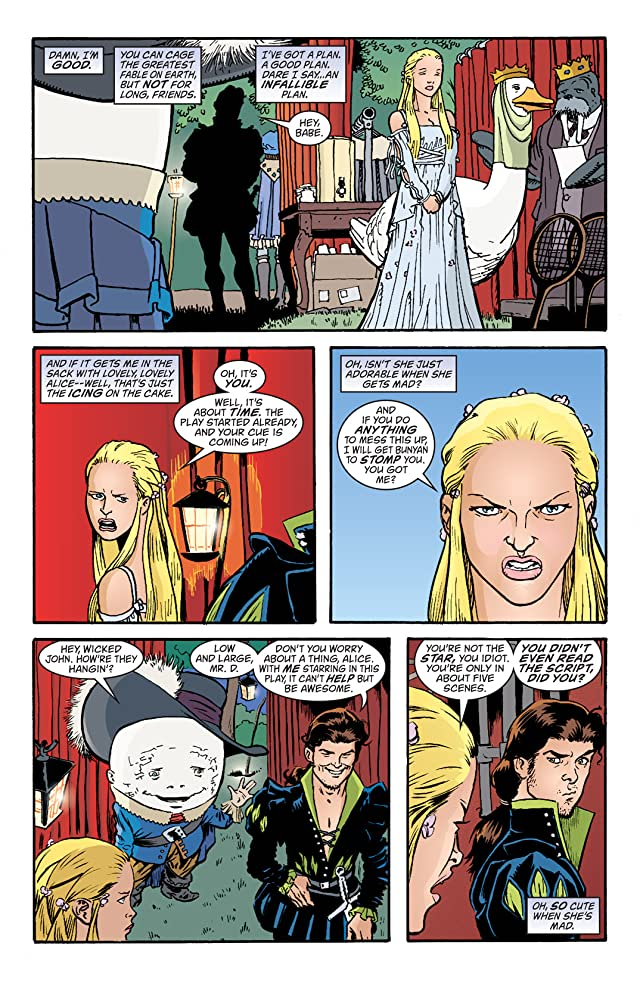 Jack of Fables #21