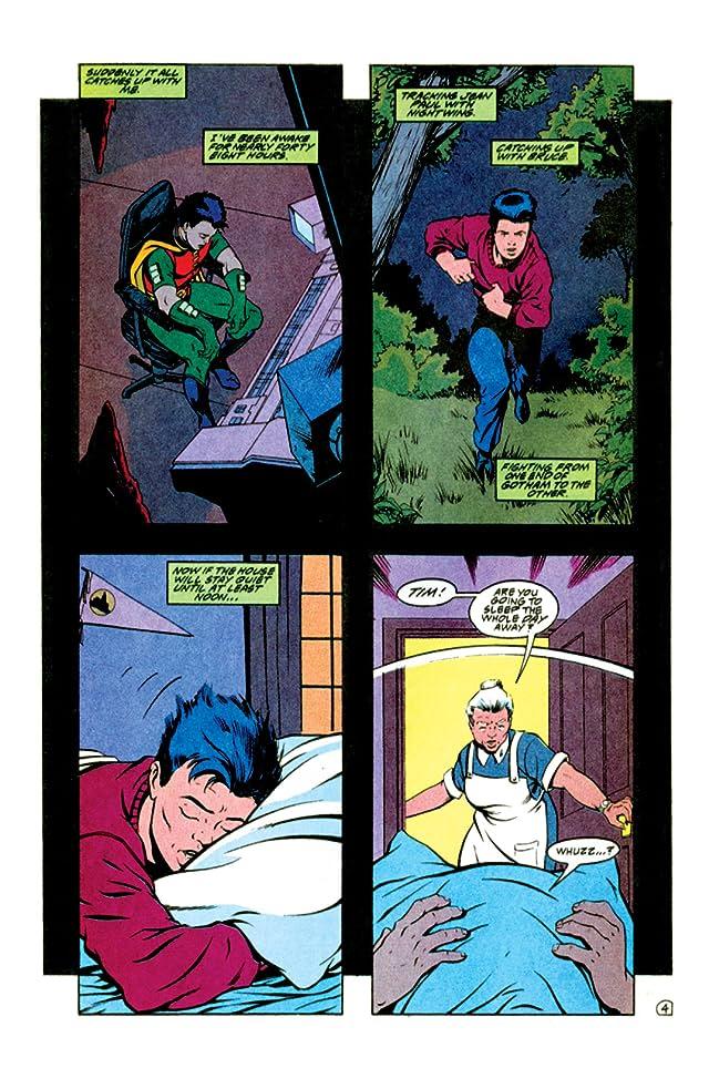 Robin (1993-2009) #9