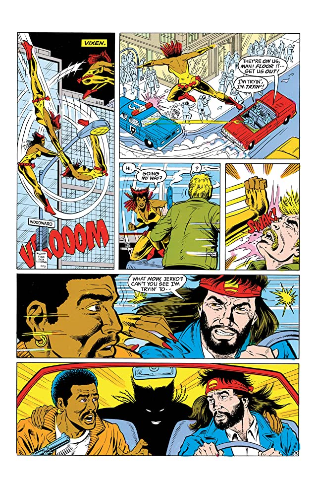 click for super-sized previews of Justice League of America (1960-1987) #234