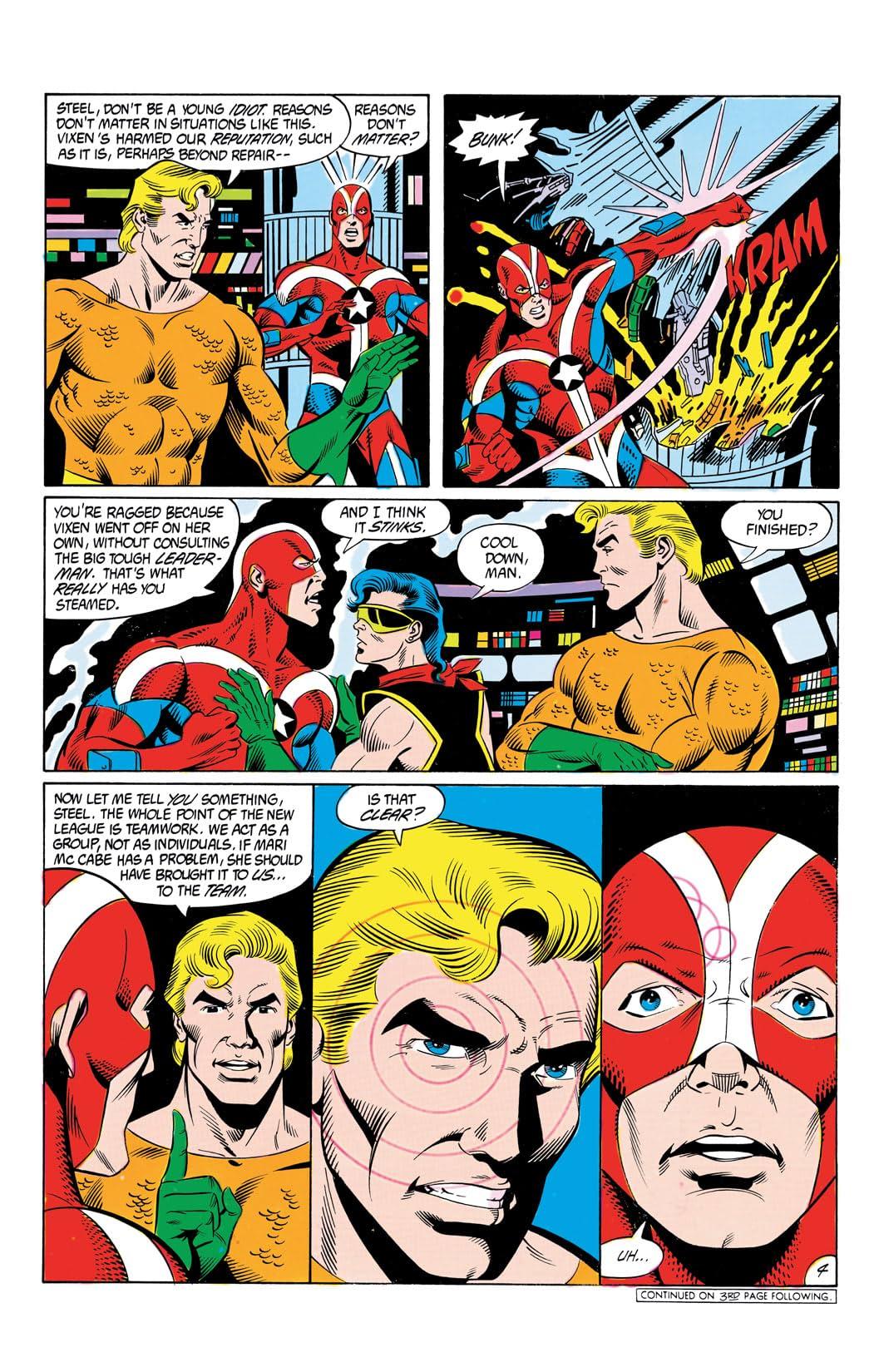 Justice League of America (1960-1987) #235