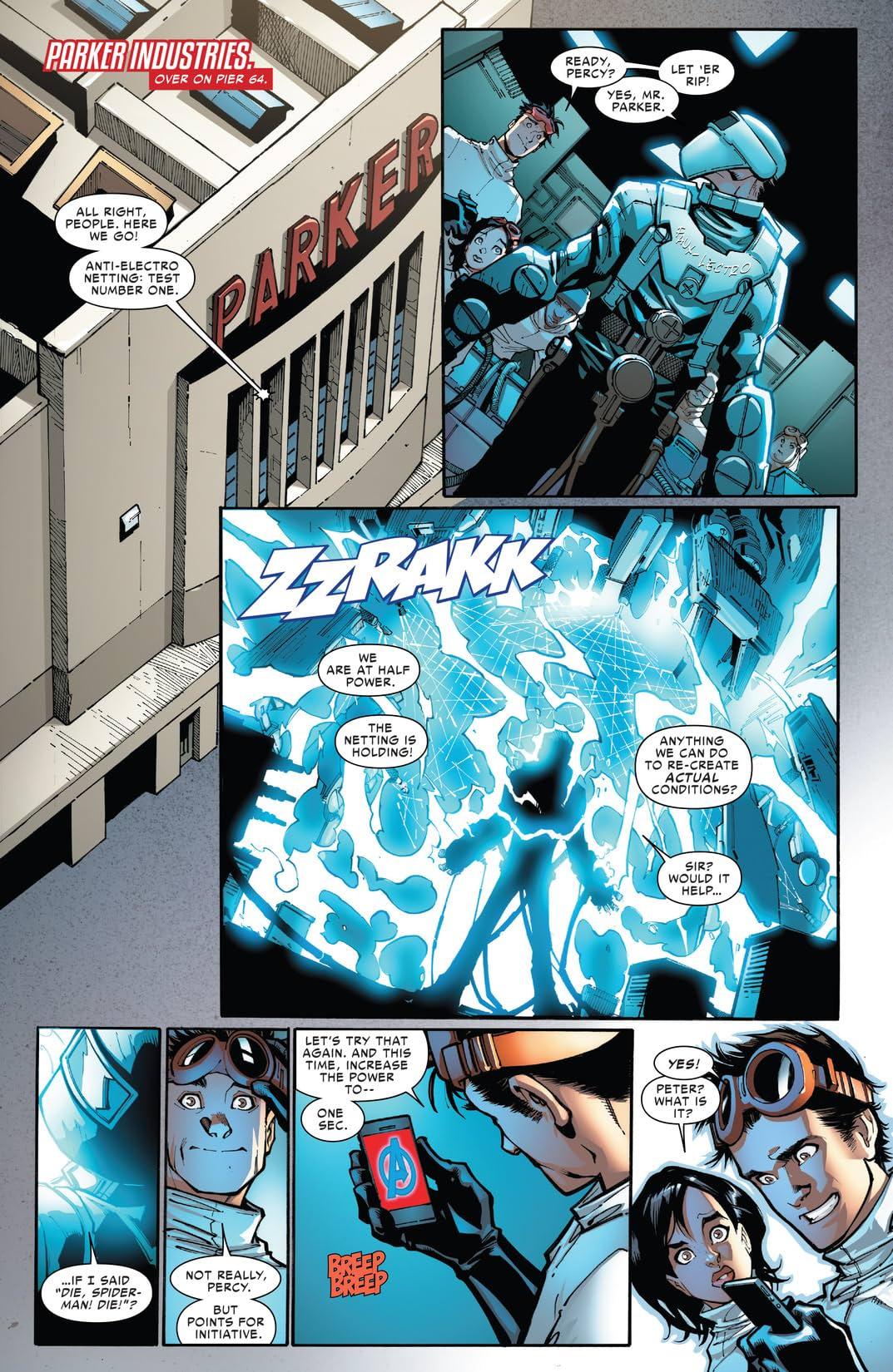 Amazing Spider-Man (2014-2015) #4