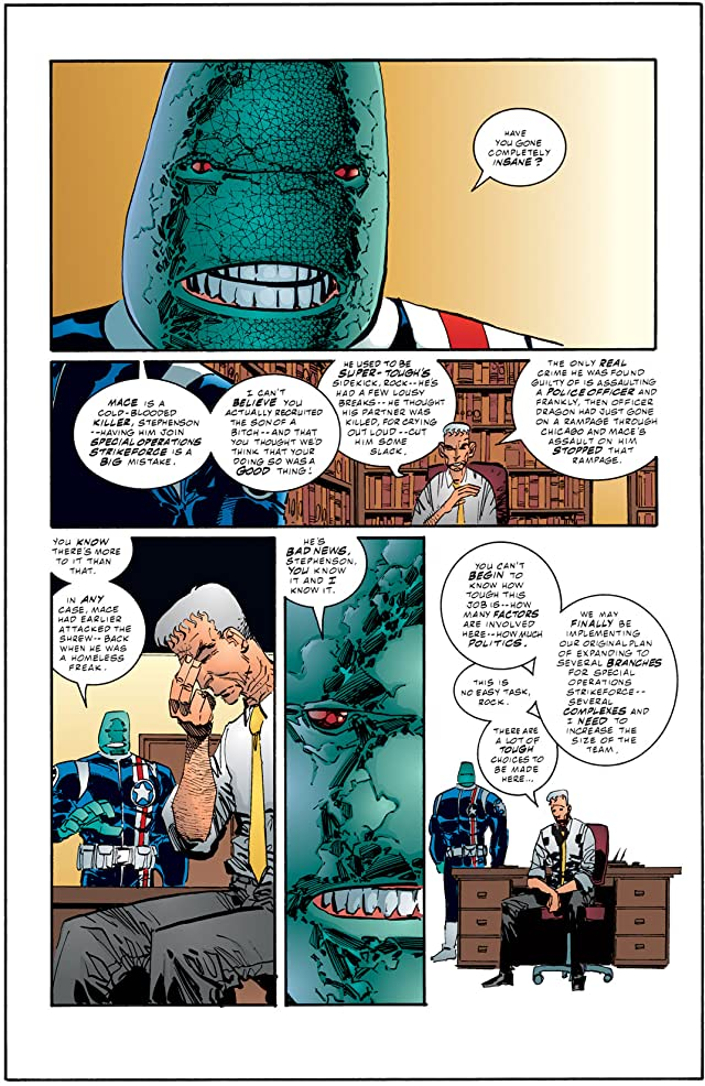 click for super-sized previews of Savage Dragon #56