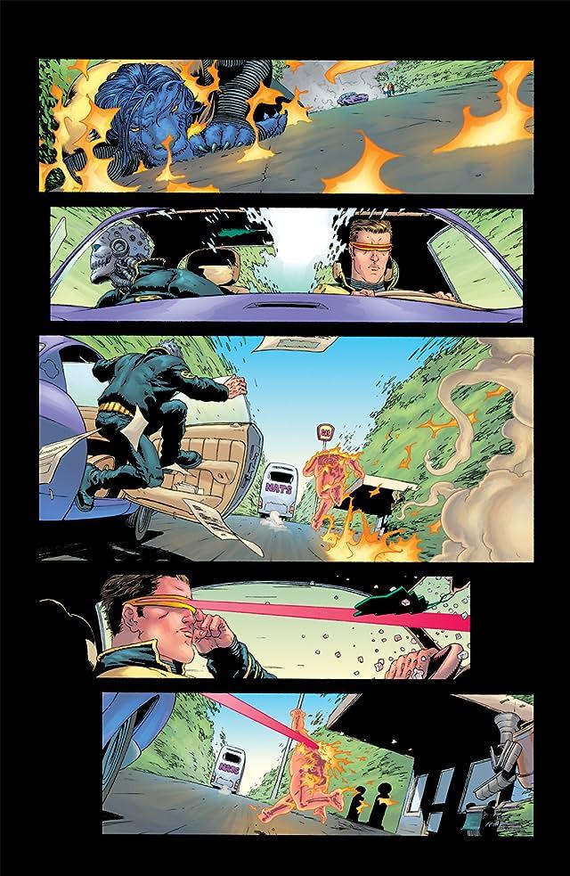 New X-Men (2001-2004) #138