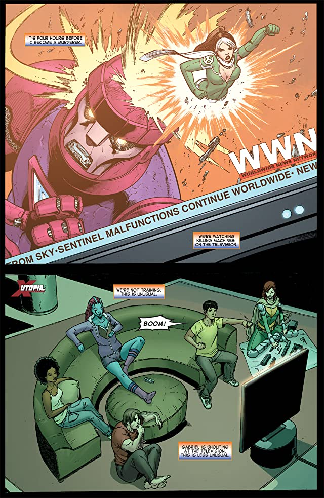 click for super-sized previews of Generation Hope #10