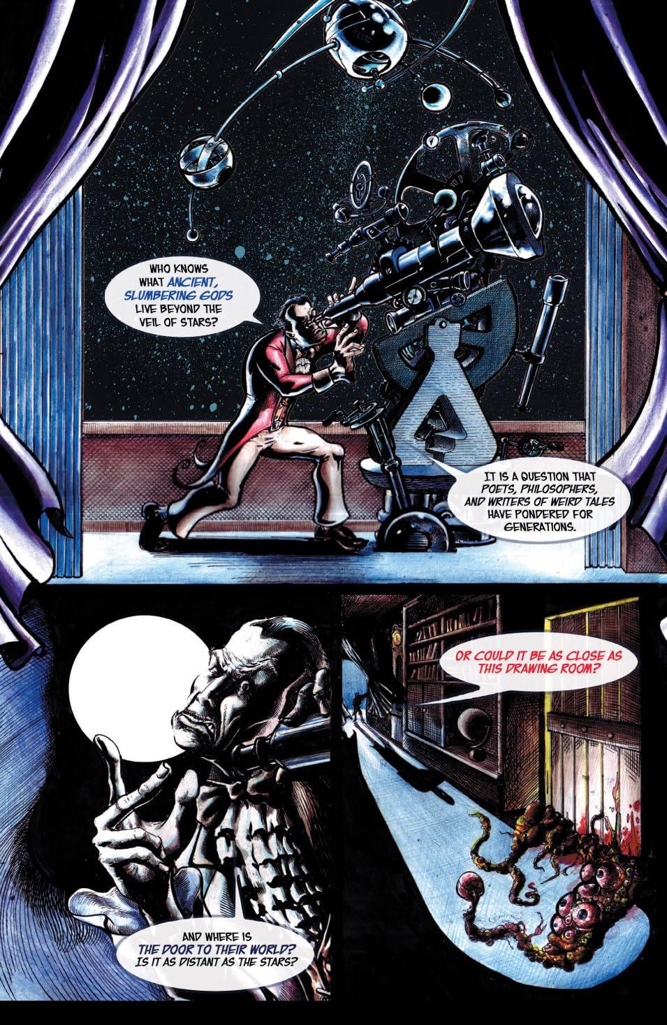 Vincent Price Presents #8