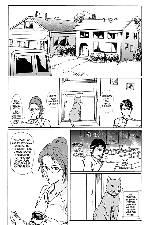 click for super-sized previews of The Kami Kaze Couple #1