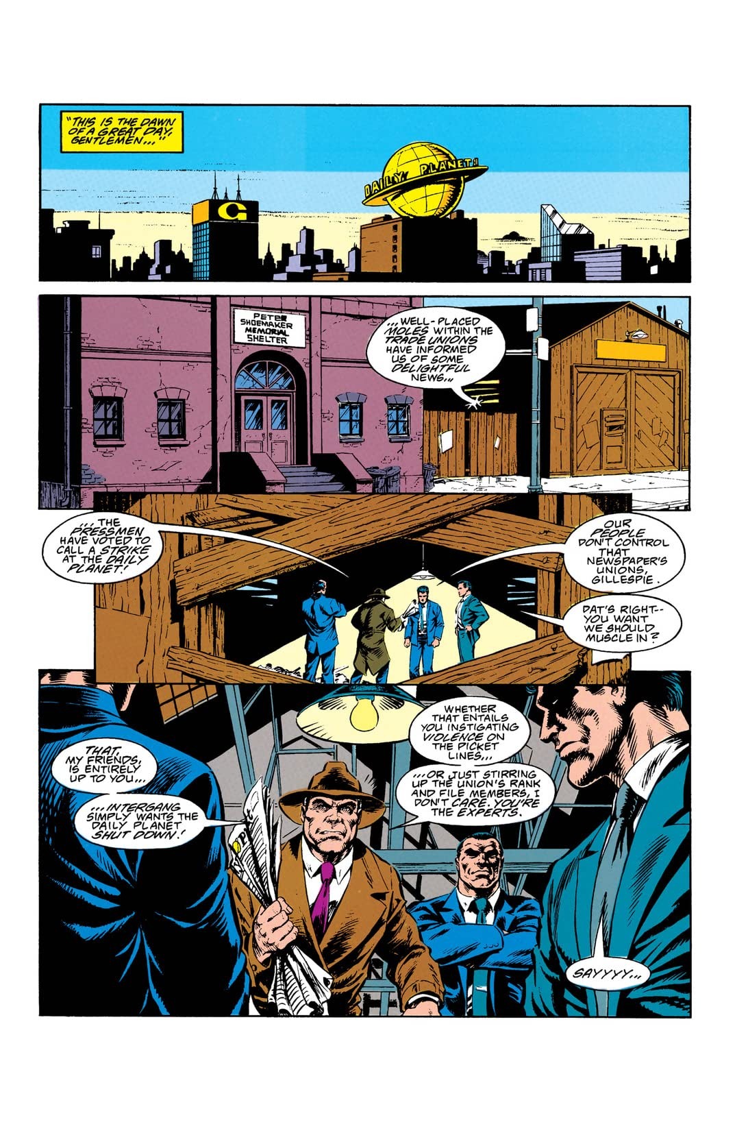 Adventures of Superman (1986-2006) #482