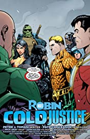 Batman and Robin (2011-2015) #33