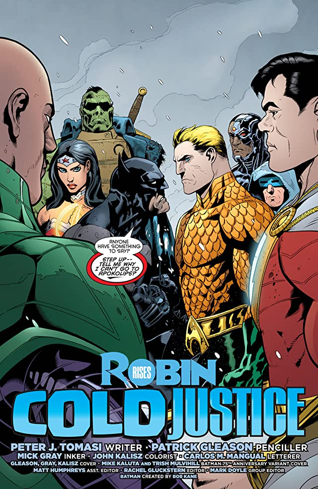 click for super-sized previews of Batman and Robin (2011-2015) #33