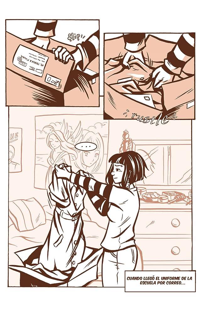 click for super-sized previews of Ovejas Atomicas Vol. 1: Manga Shojo