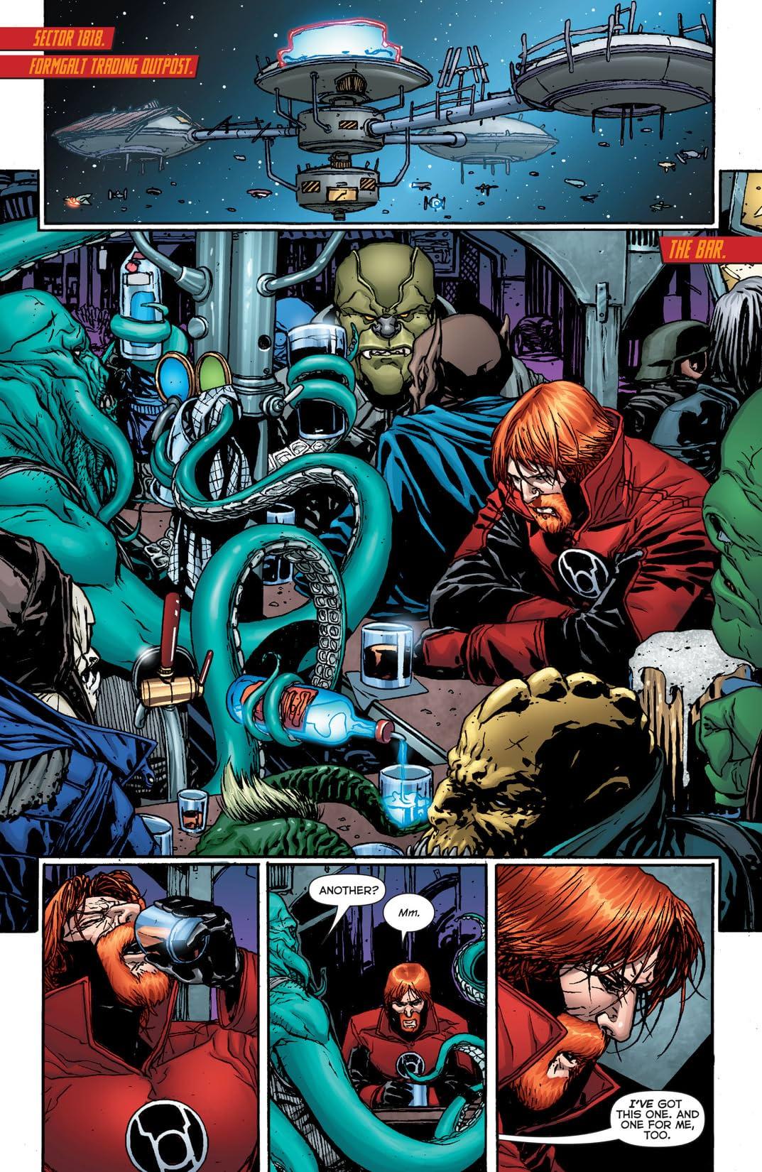 Red Lanterns (2011-2015) #33