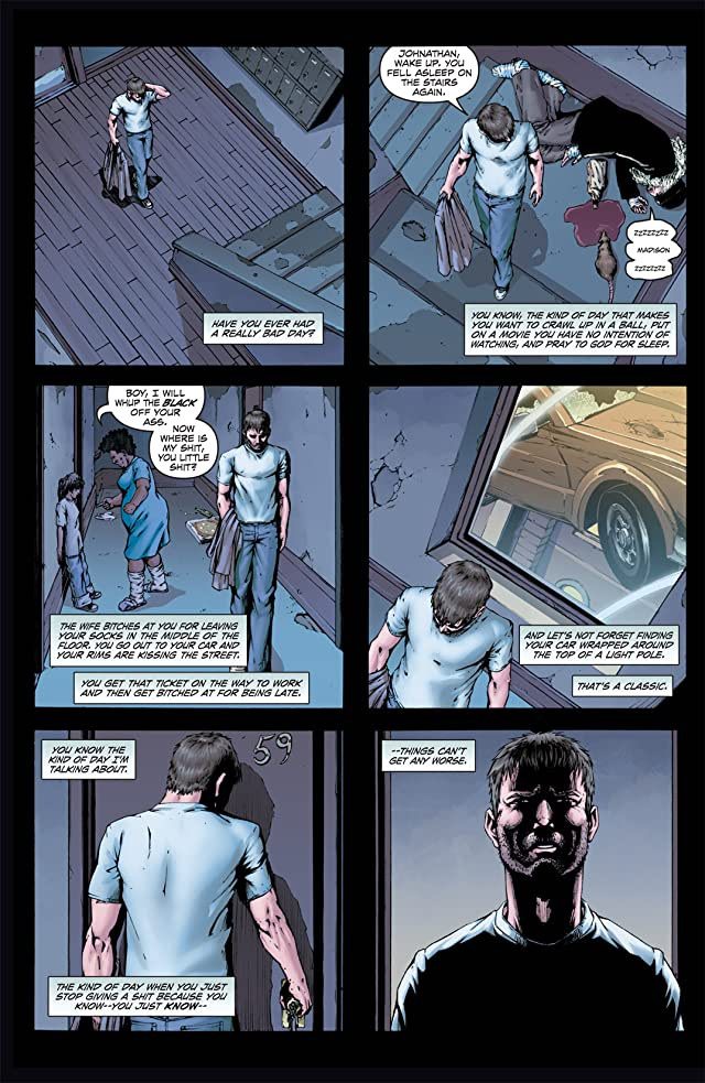 click for super-sized previews of Fly #1