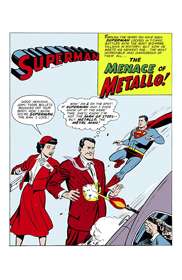 click for super-sized previews of Action Comics (1938-2011) #252