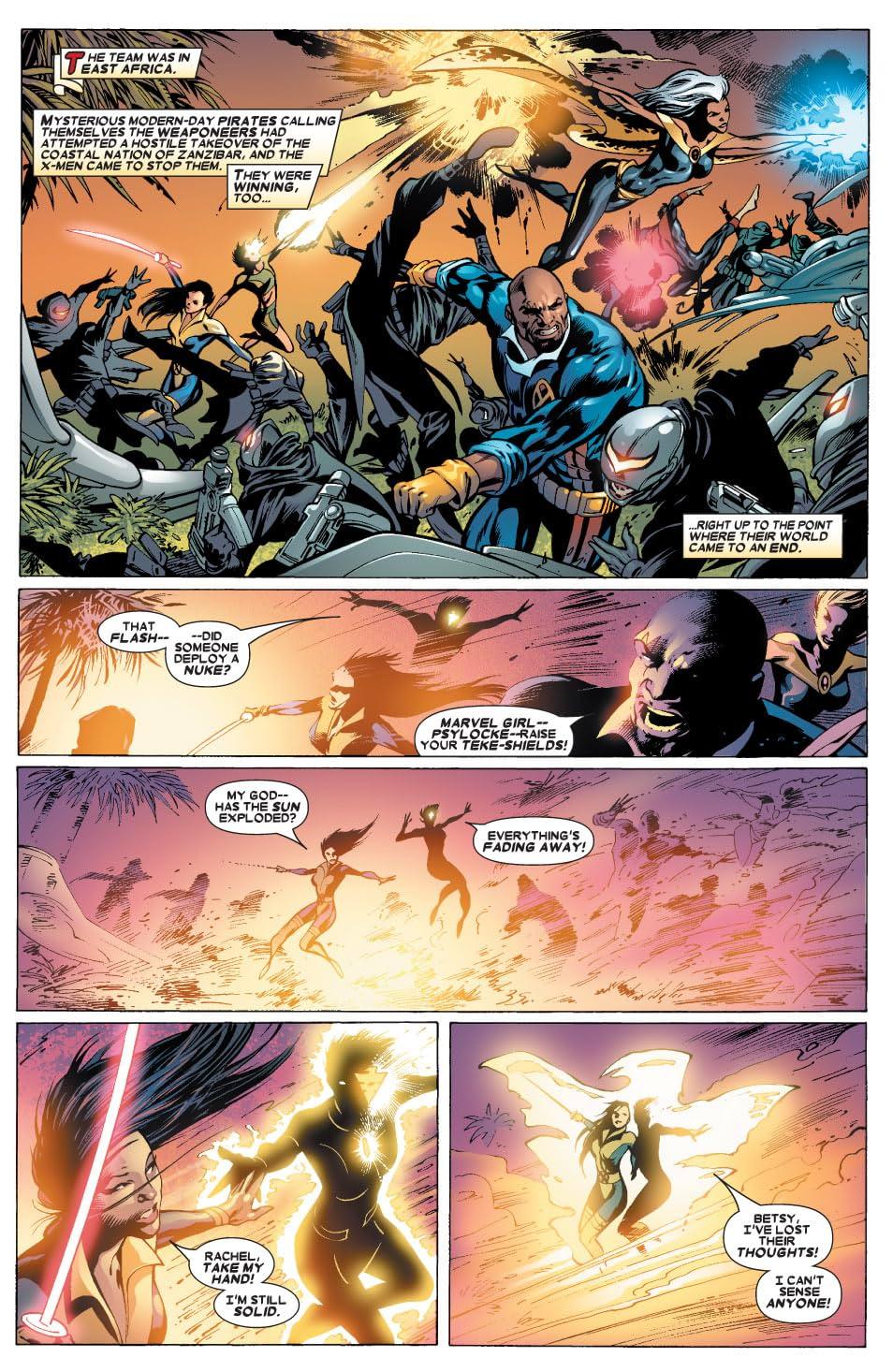 Uncanny X-Men (1963-2011) #462