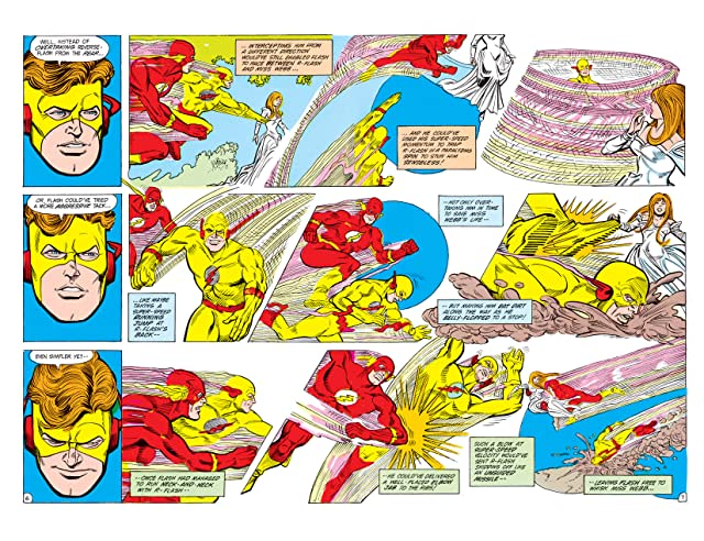click for super-sized previews of The Flash (1959-1985) #345