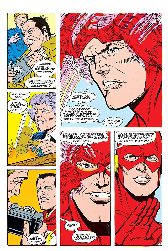 click for super-sized previews of The Flash (1959-1985) #346