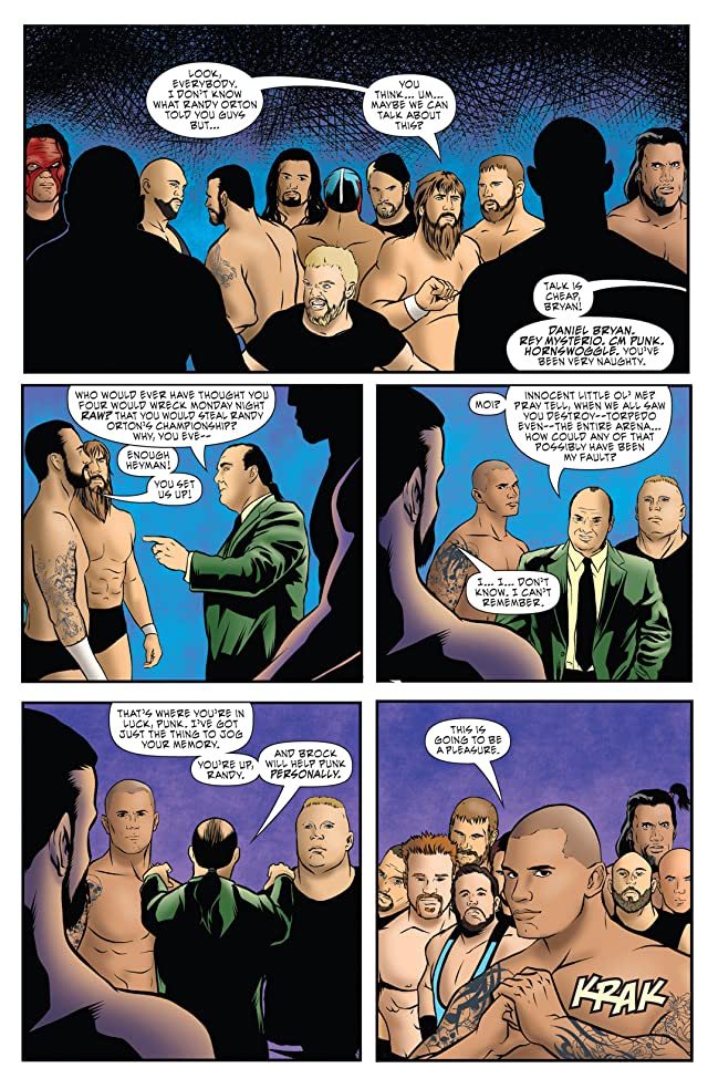 WWE Superstars #6