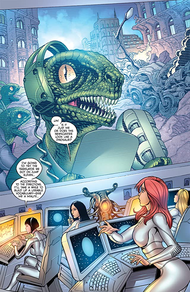 click for super-sized previews of 50 Girls 50 #3