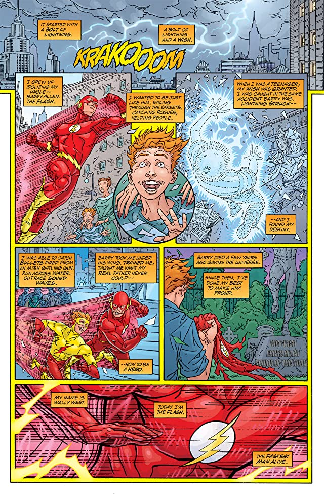 click for super-sized previews of The Flash (1987-2009) #198