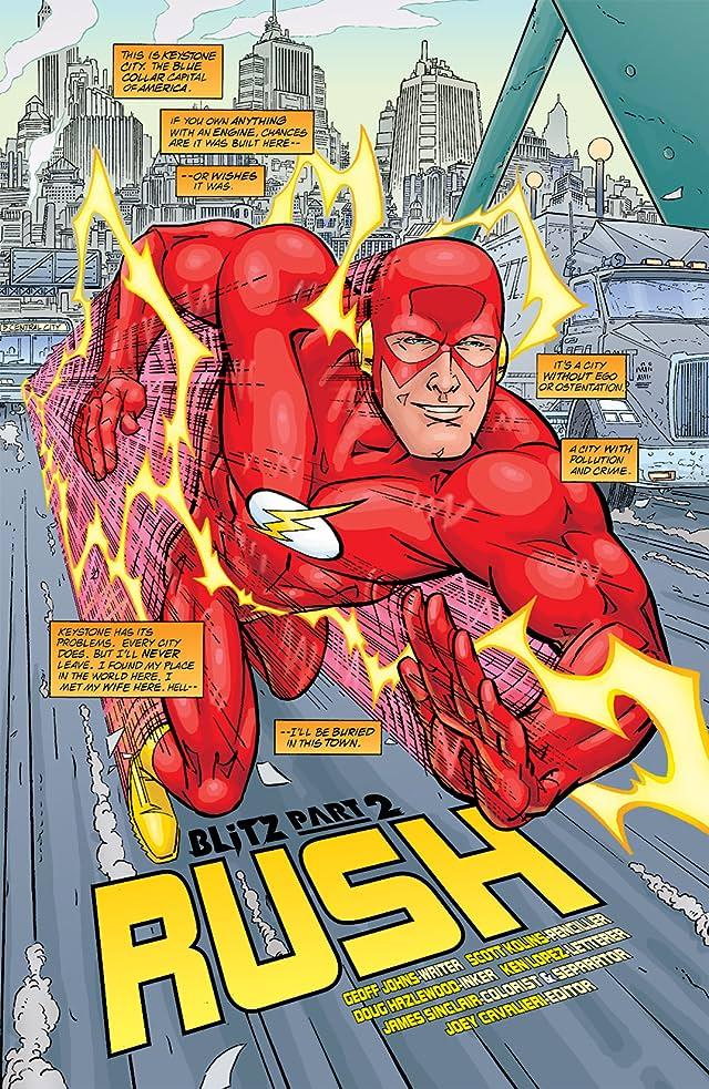 The Flash (1987-2009) #198