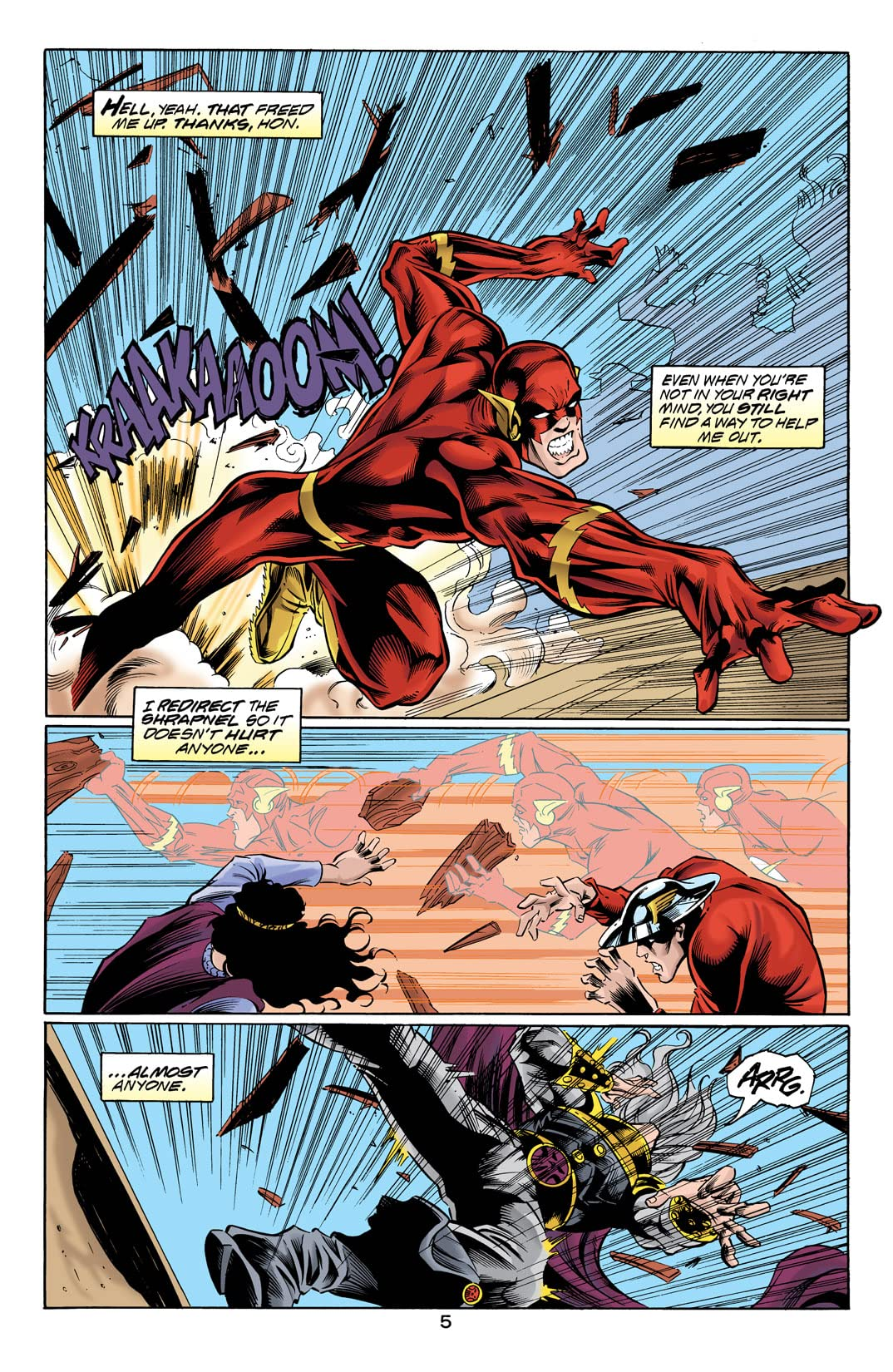 The Flash (1987-2009) #169