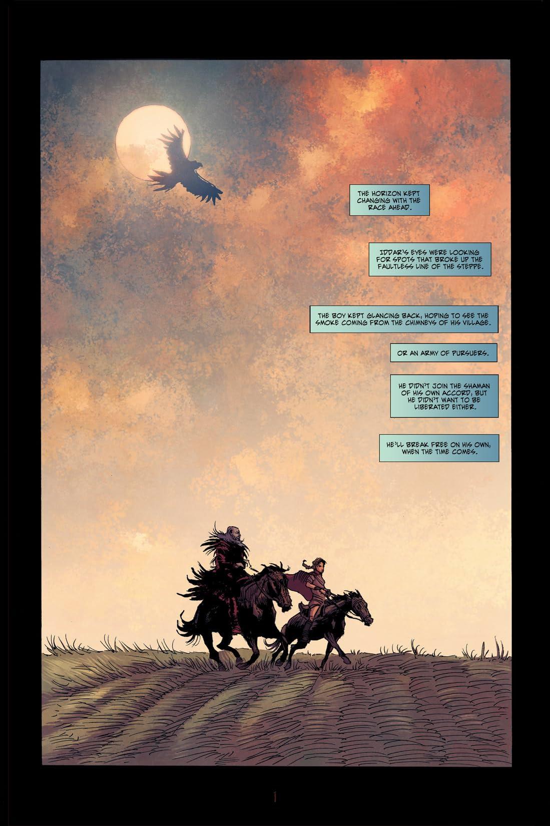 Dark Age - The Shaman's Legacy #2