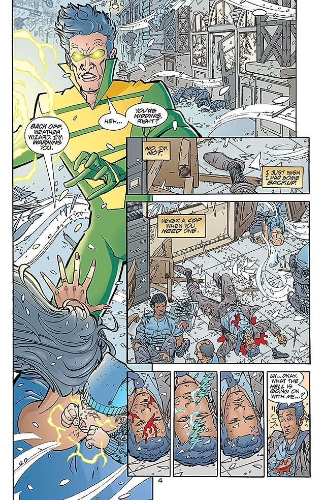 The Flash (1987-2009) #176