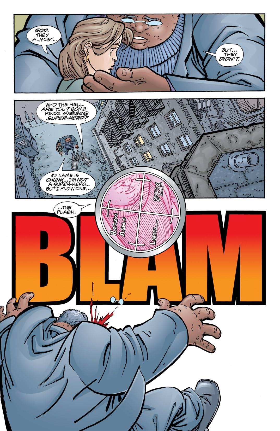 The Flash (1987-2009) #177