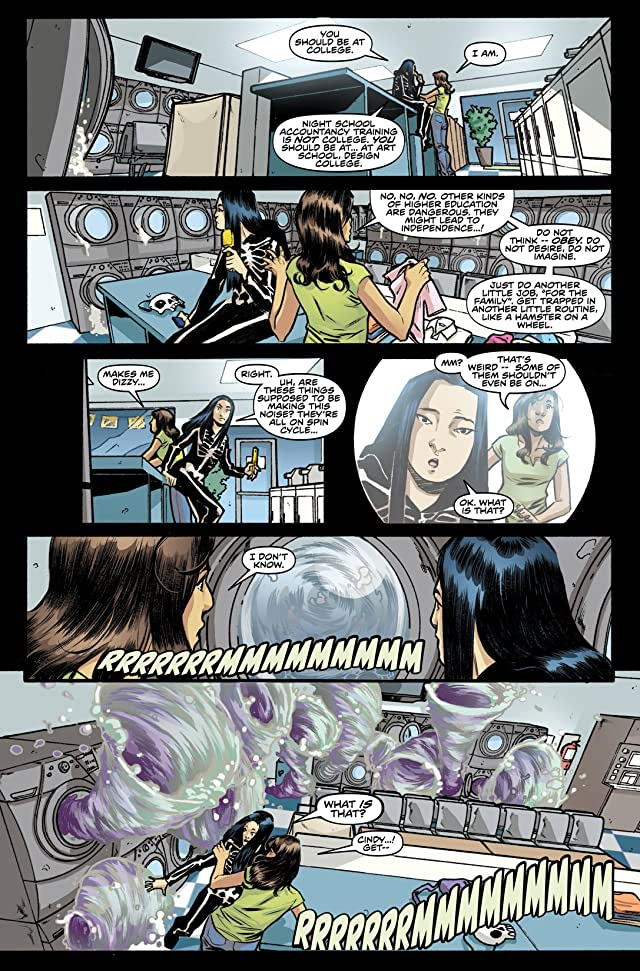 click for super-sized previews of Doctor Who: The Tenth Doctor #1