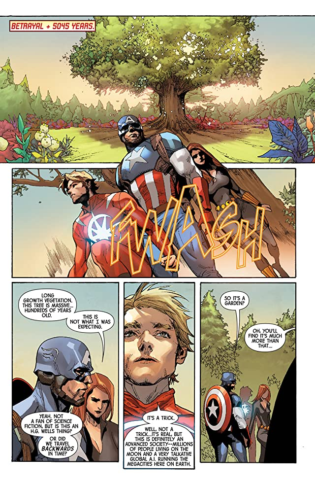 click for super-sized previews of Avengers (2012-2015) #32
