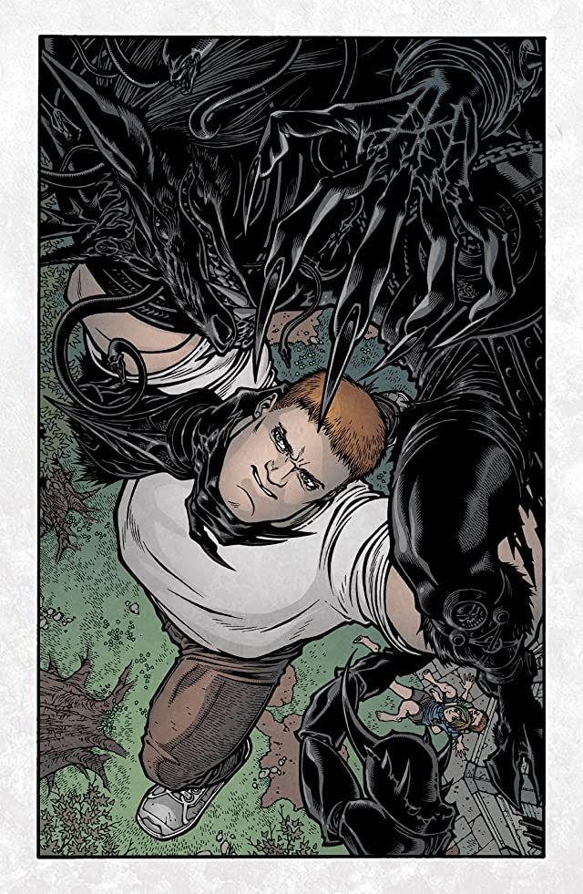 click for super-sized previews of Locke & Key: Crown of Shadows #5