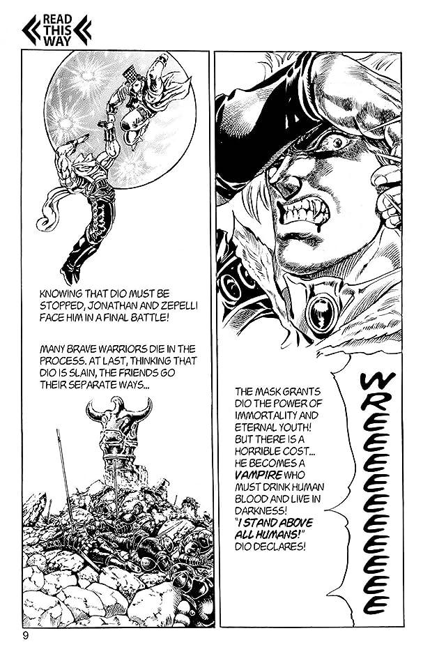 JoJo's Bizarre Adventure: Part 3--Stardust Crusaders Vol. 1