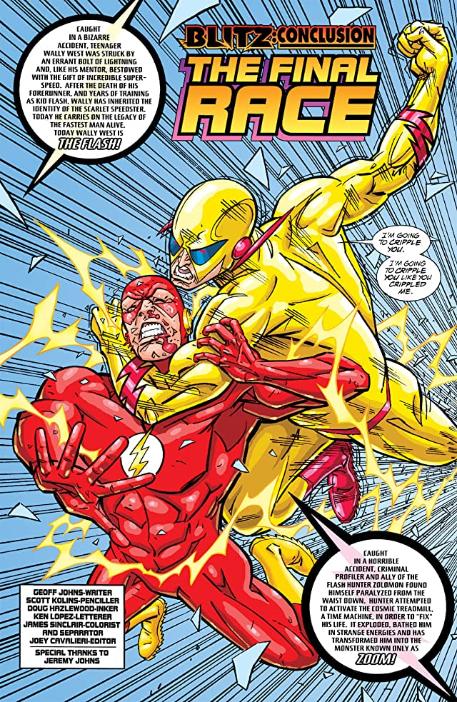 The Flash (1987-2009) #200