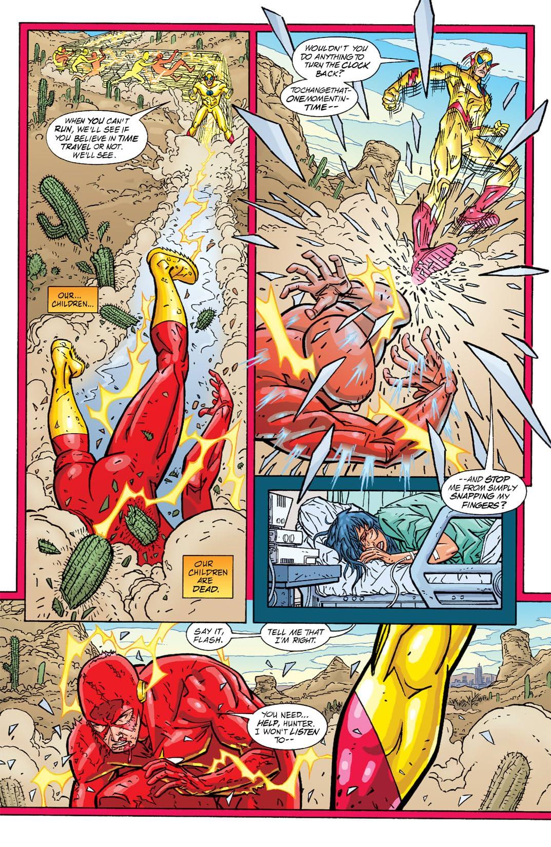 The Flash (1987-2009) #200