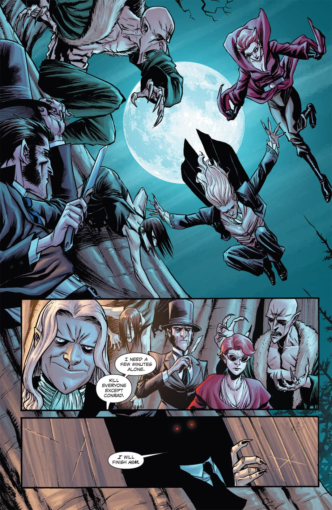 Dracula: The Company of Monsters #11