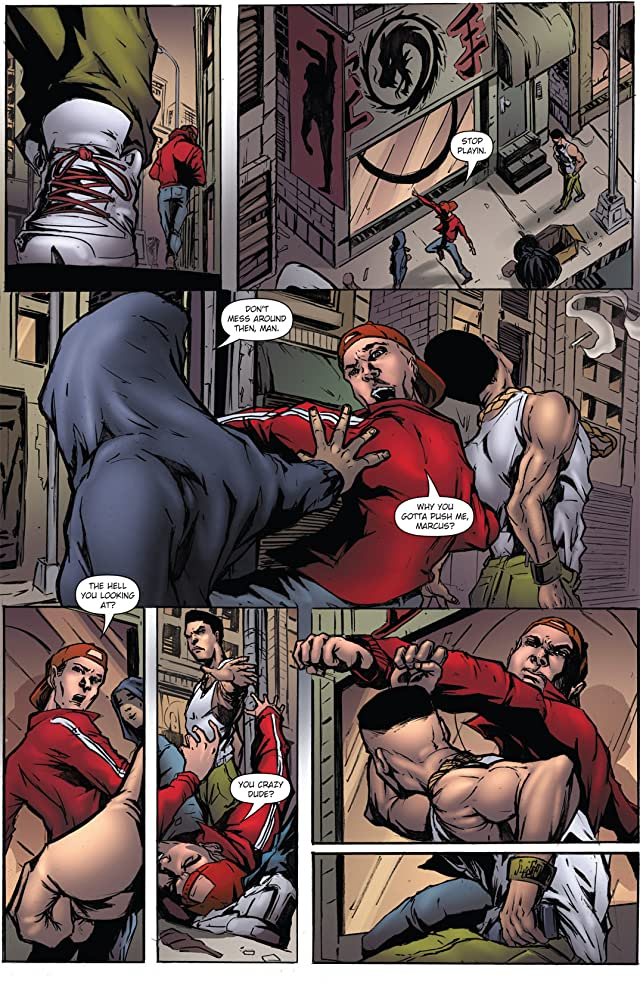 Grimm Fairy Tales #38