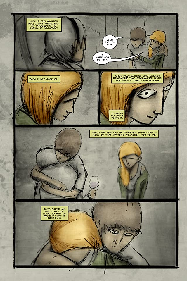 Angelica Tomorrow #3