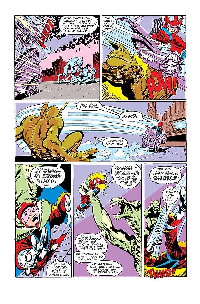 X-Terminators #4